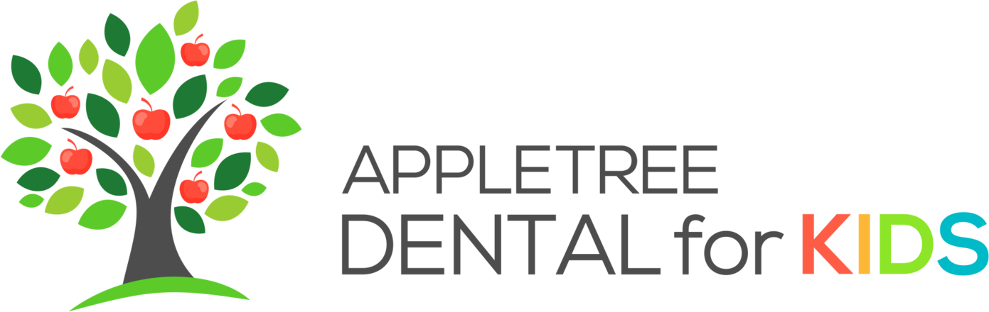 appletree dental for kids logo